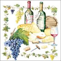 Art.No.13306815- Салфетки Wine and Cheese от